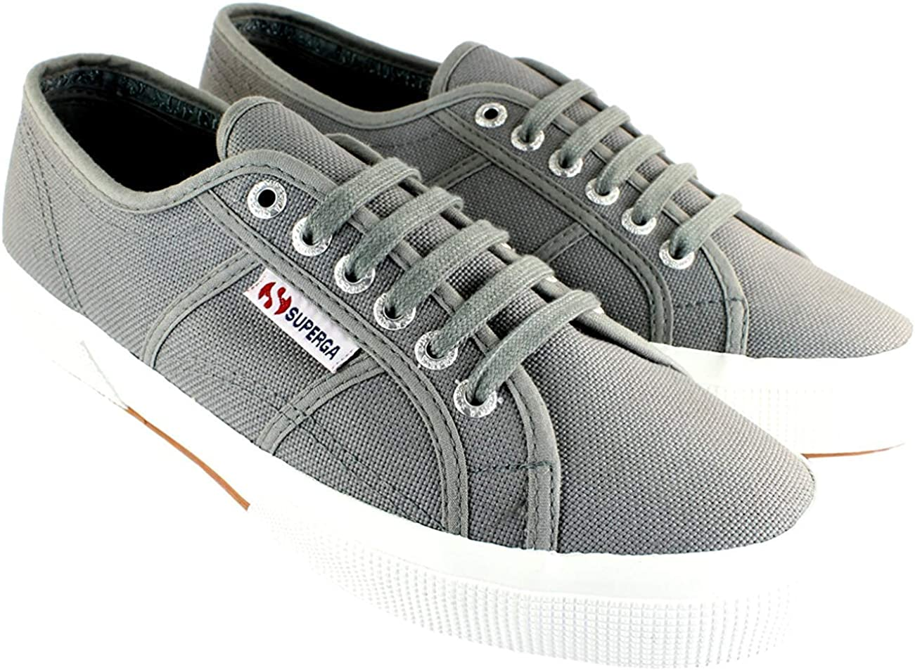 SUPERGA COTU CLASSIC 2750 WOMENS CANVAS TRAINERS NAVY BLUE. UK SIZE 3