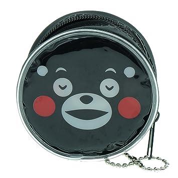 Oso Kumamon Emoji forma redonda plástico aliviada cara ...