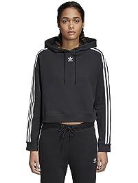 adidas Originals Women s Cropped Hoodie e003527969