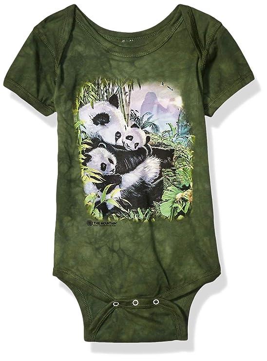 PANDA CUDDLES CHILD T-SHIRT THE MOUNTAIN