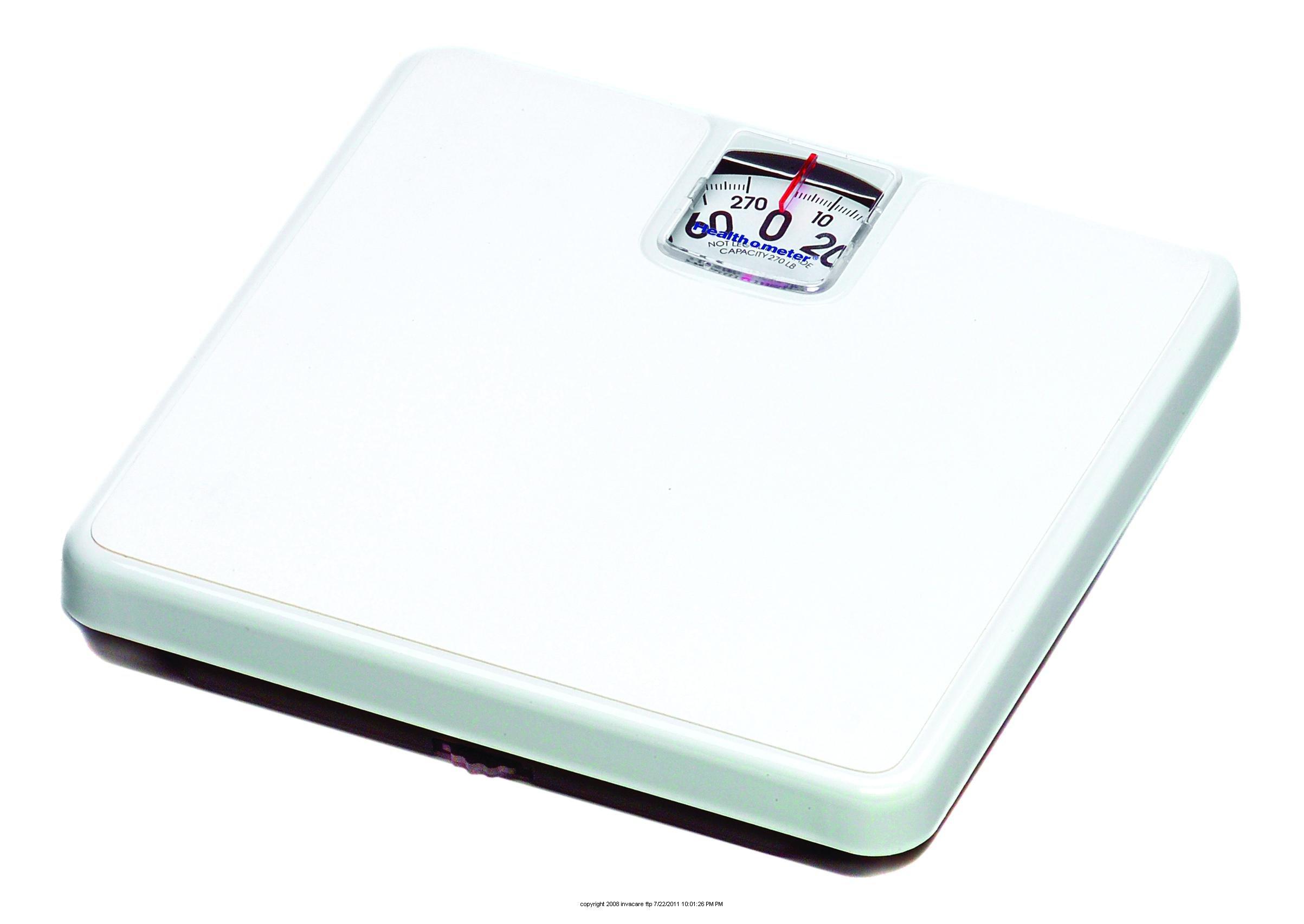 Health o meter Mechanical Floor Scale [FLOOR SCALE DIAL 270LBS] (EA-1)
