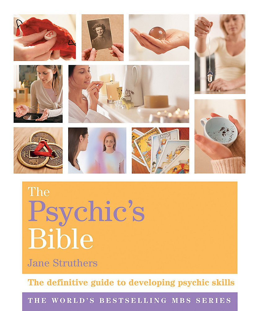 Download The Psychic's Bible (Godsfield Bibles) ebook