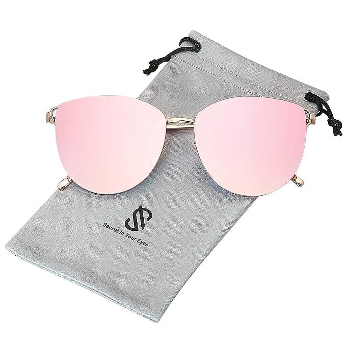 Amazon.com: SOJOS SJ1085 - Gafas de sol para mujer con ...