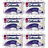 Cottonelle NzNjE Ultra Comfort Care Big Roll Toilet Paper, 72 Count