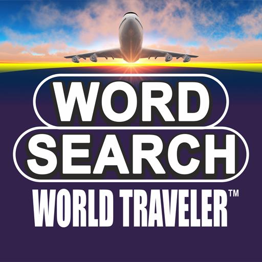 (Word Search World Traveler)