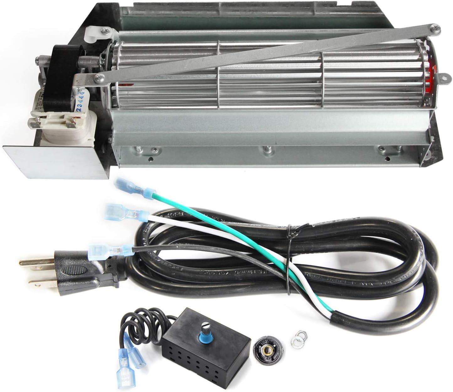 VICOOL FBK-200 Kit de Ventilador de Chimenea de Repuesto para Astria, Lennox, Superior, Rotom: Amazon.es: Hogar