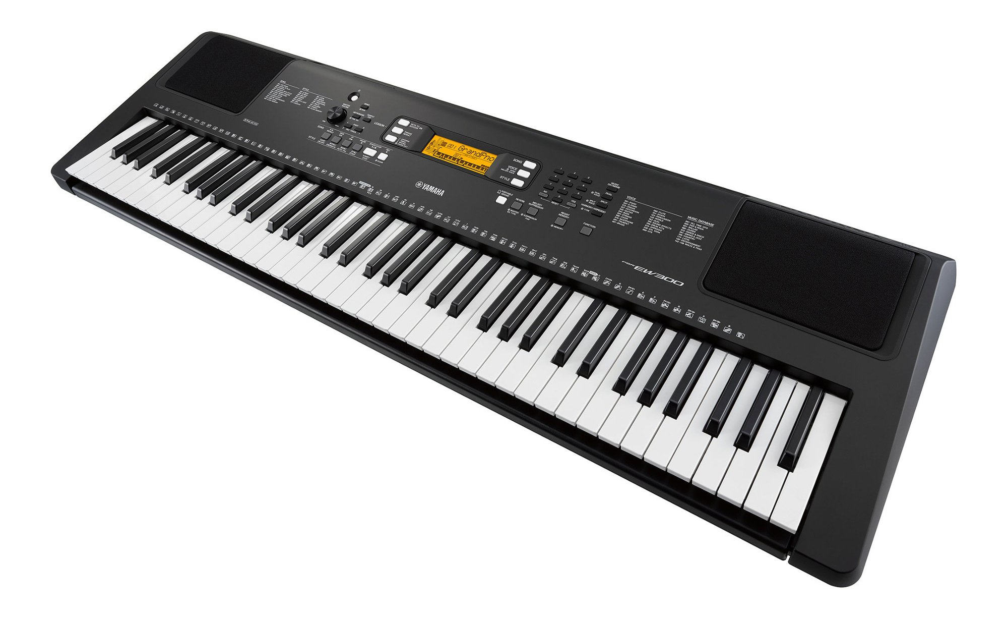 Yamaha PSR-EW300 76-Key Portable Keyboard (power adapter sold separately) by YAMAHA (Image #2)