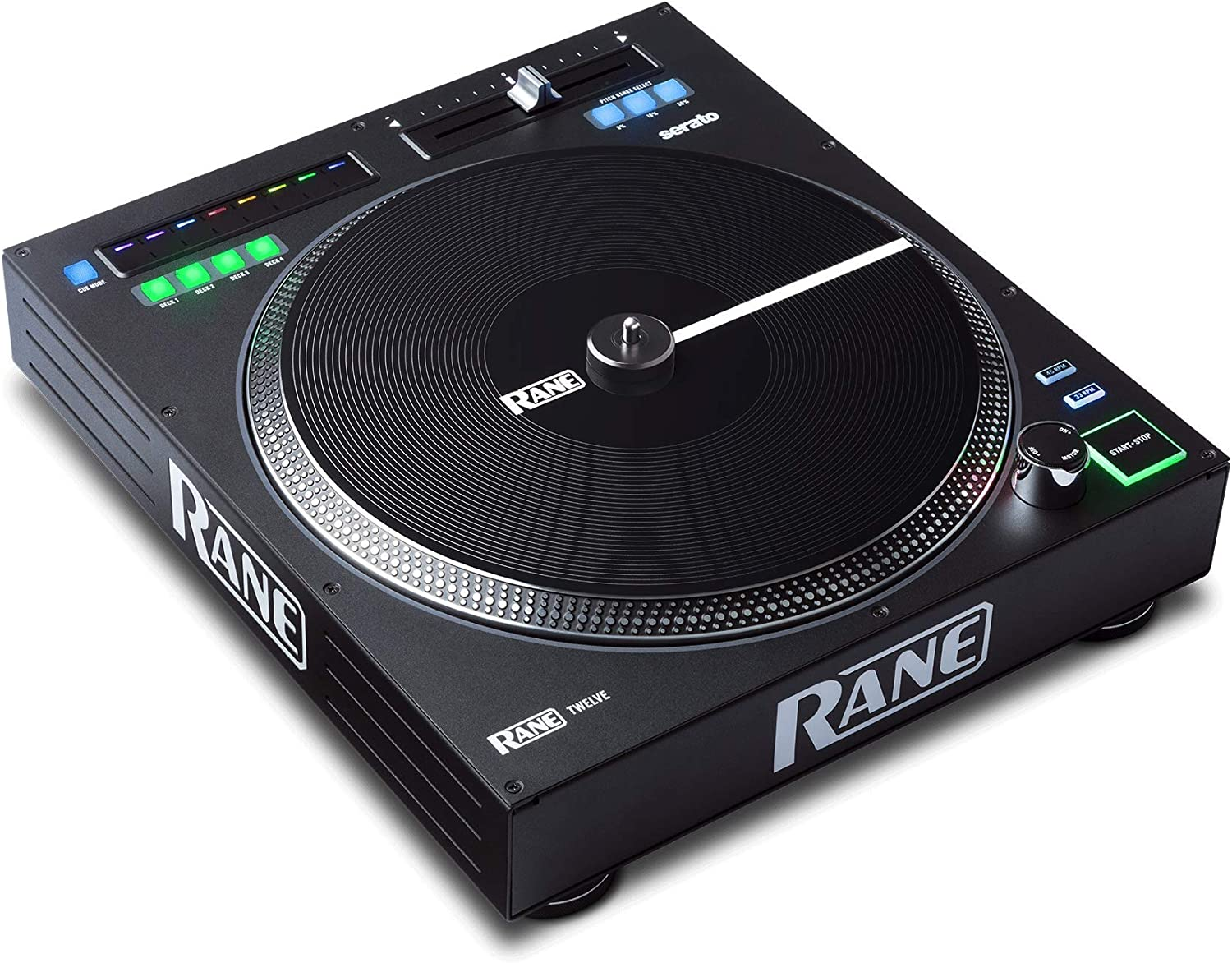 front facing RANE DJ Digital DJ Turntable