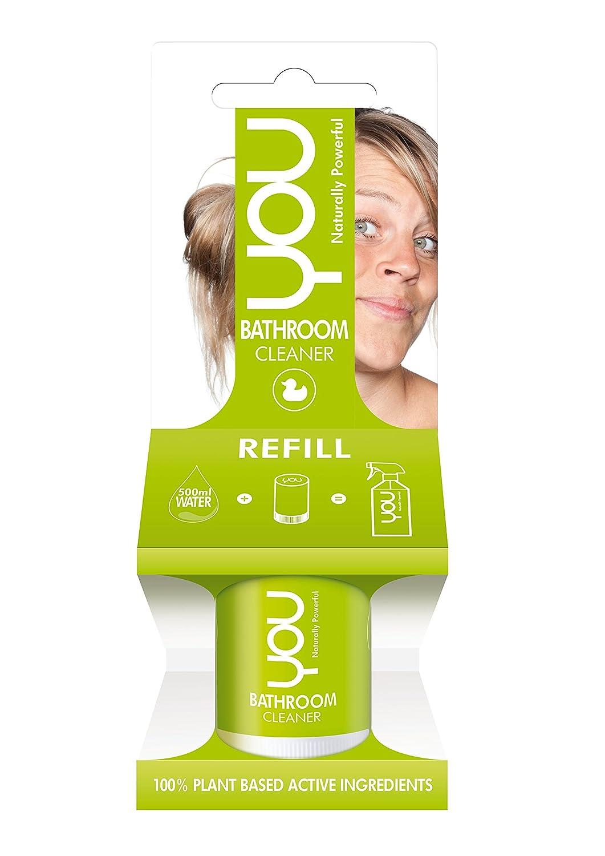 YOU Bathroom Cleaner Refill 12ml (5 pack) MAPA Spontex UK Ltd 531 00096