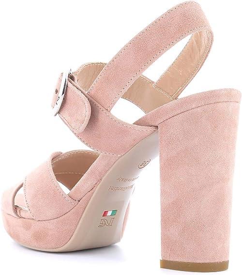 Nero Giardini Chaussures pour Femmes Sandales à Talons