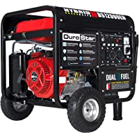 DuroStar 12000-Watt Gasoline/Propane Portable Generator with Oem Engine