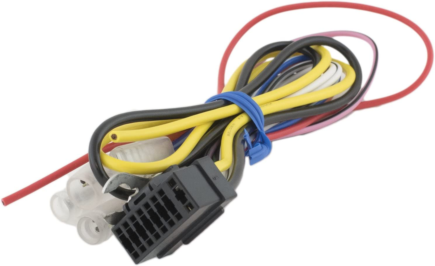 Xtenzi Wire Harness Plug 16 Pin Car Stereo for Alpine CDE-164BT CDE-W265BT