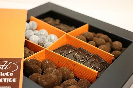 Xoco Experience, seis sorpresas recubiertas de chocolate ...