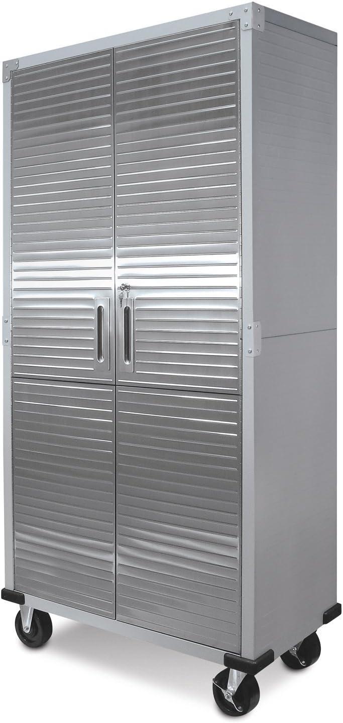 UltraHD Tall Storage Cabinet - Stainless Steel  sc 1 st  Amazon.com & Office Storage Cabinets | Amazon.com | Office Furniture u0026 Lighting ...