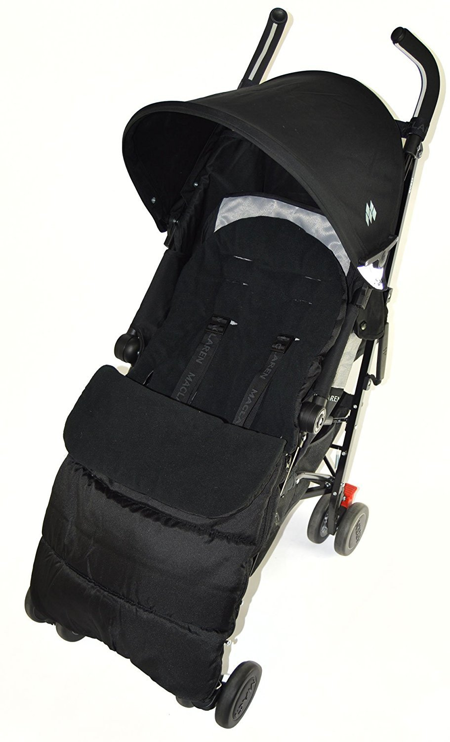 Coprigambe/Cosy Toes compatibile con passeggino EasyWalker Black Jack For-Your-Little-One Others