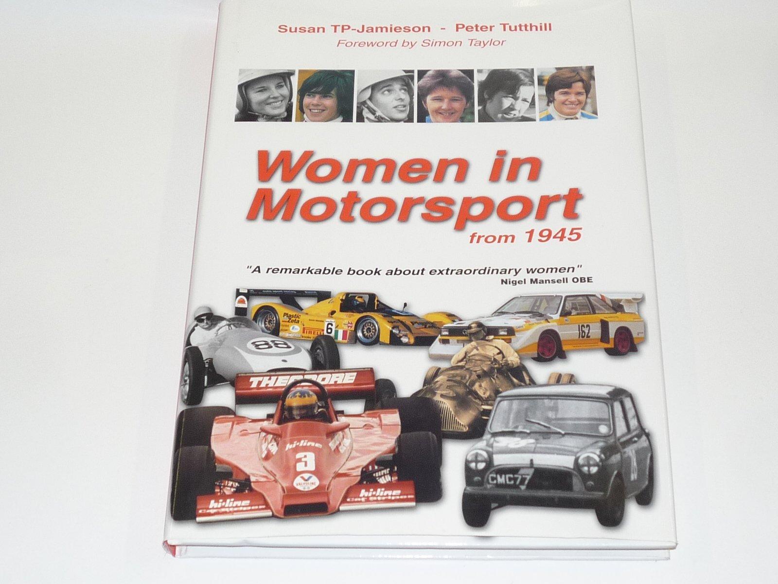 Download Women in Motorsport from 1945 PDF