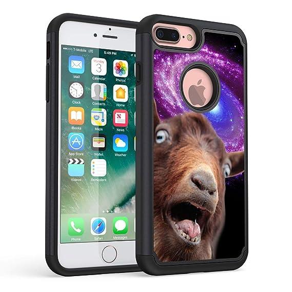 Amazon.com: Rossy - Carcasa para iPhone 7 Plus, iPhone 8 ...
