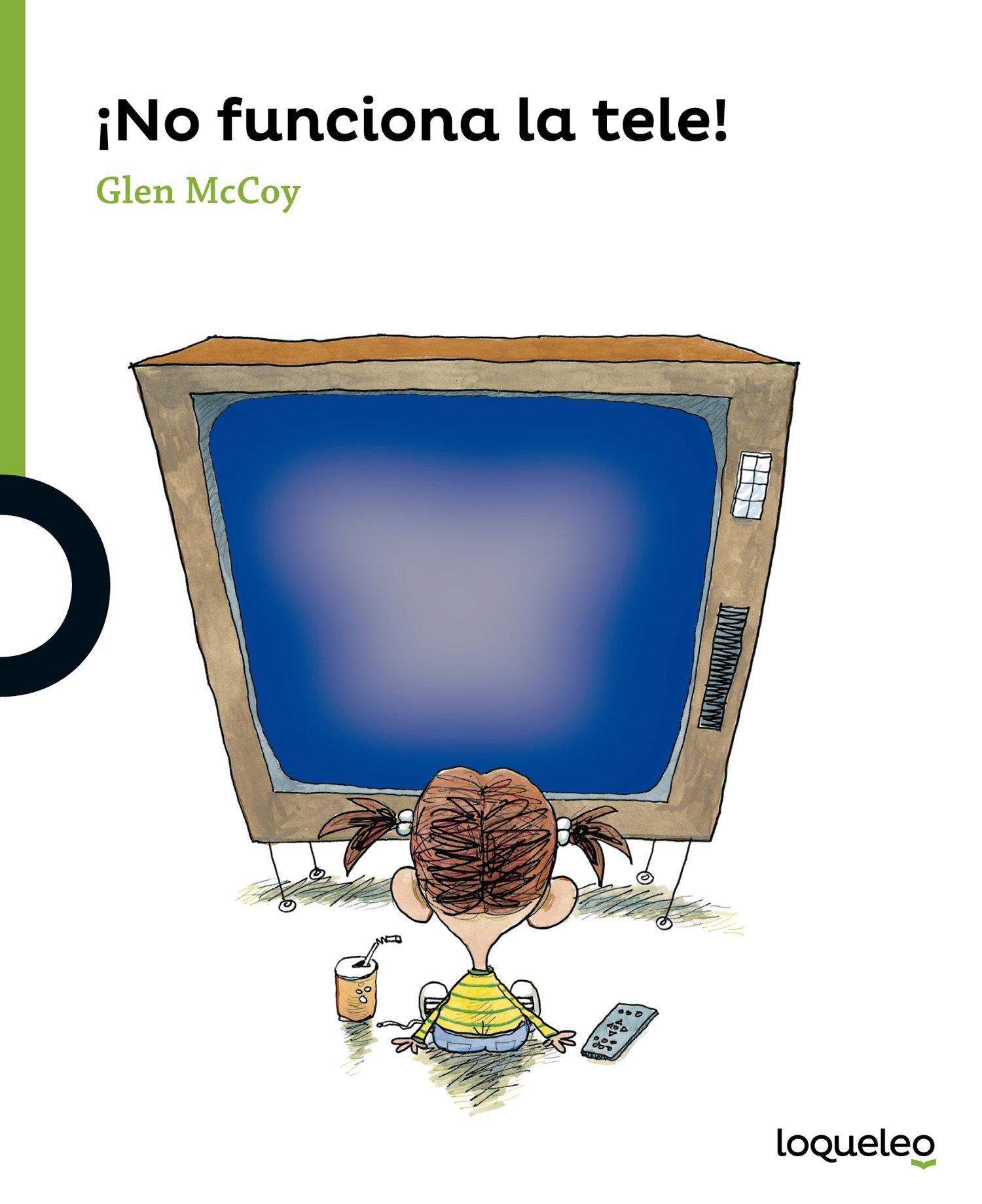 No funciona la tele!: Amazon.es: Mccoy, Glenn: Libros