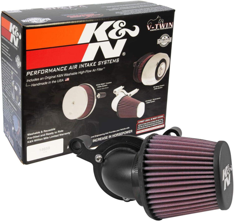K/&N 63-1131 Performance Intake Kit