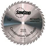 SawStop CNS-07-148 40-Tooth Combination Table Saw