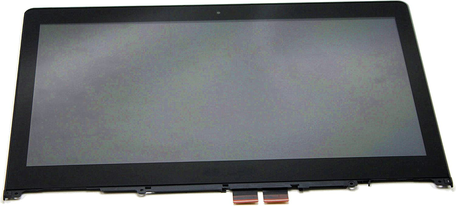 LCDOLED 14 inch FHD 1080P LED LCD Display Touch Screen Digitizer Assembly + Bezel for Lenovo Flex 3-14 3-14D 3-1470 3-1480 80JK 80R3