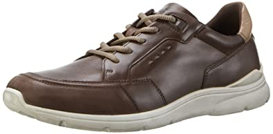 95c343f8429 Ecco ECCO IRONDALE, Men's Low-Top Sneakers, Brown(51869COFFEE/COFFEE ...