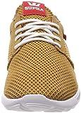 Supra 08128 Men's Hammer Run Shoe, Tan/Risk