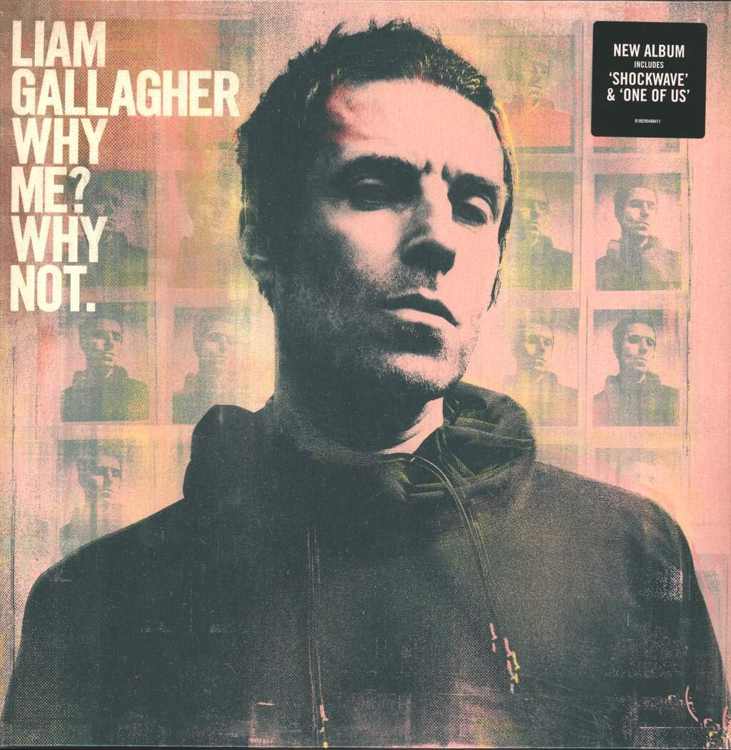 Liam Gallaguer - Why Me? Why Not? (Vinilo Verde)