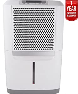 Frigidaire FAD954DWD 95 Pint Dehumidifier with 1 Year Extended Warranty
