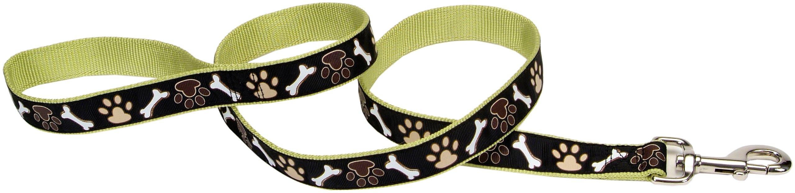 Pet Attire® Ribbon Nylon Leash, 5/8 x 6'