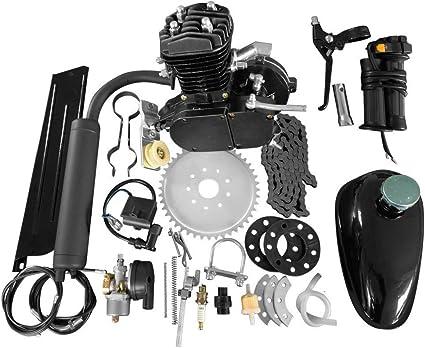 50 cc 2 tiempos bicicleta motorizada ciclo motor de gas motor ...