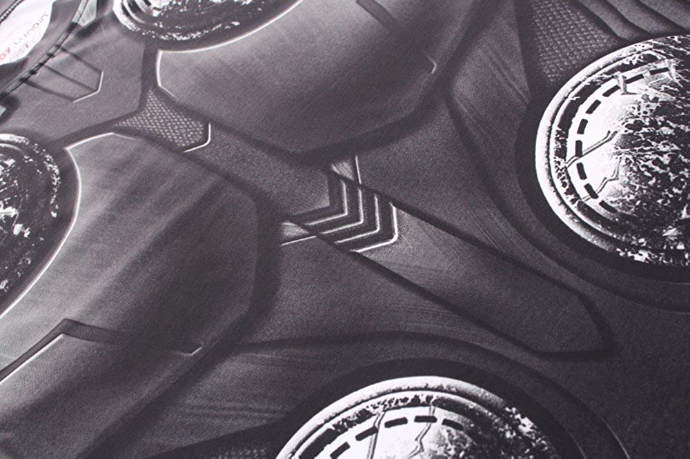 Cody Lundin Camisa de Fitness Camisas Deportivas para Hombres Camisa de superh/éroe para Hombres