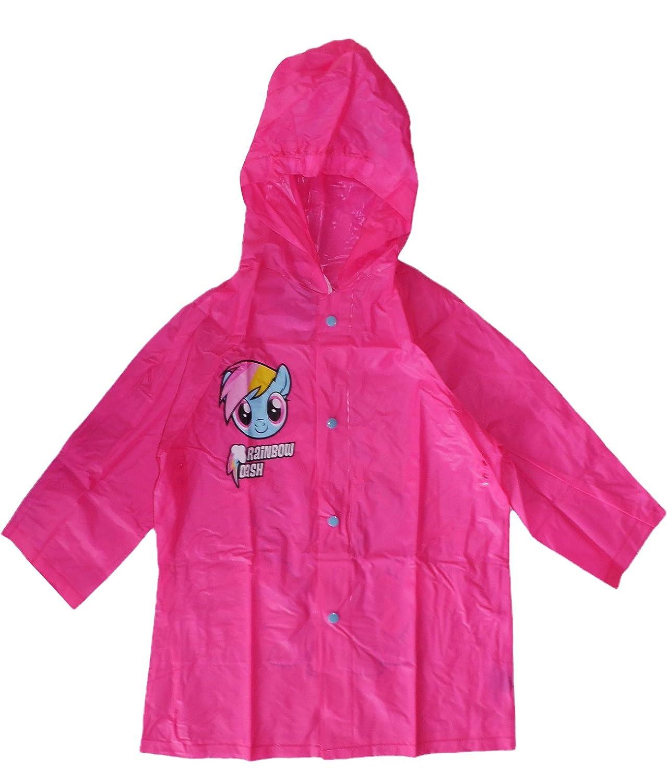My Little Pony (MLP) Girls Raincoat