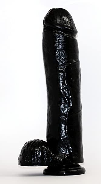 Black hammer dildo