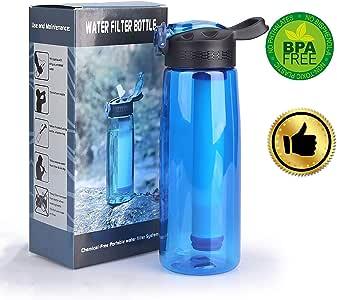 Filtro De Agua De Agua Mini Purificador Sistema De Paja De ...