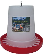 Farm Tuff 6-Pound Capacity Plastic Poultry Feeder