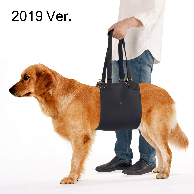 Arnes mascotas estabilidad rehabilitacion movilidad- Grande