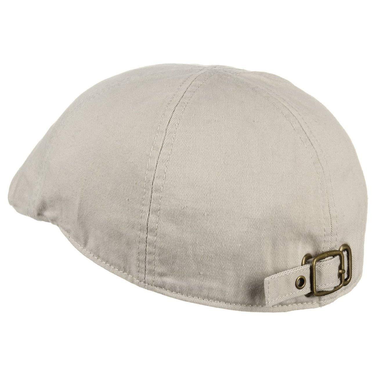 Gatsby Street Coppola berretto piatto cappello Taglia unica oliva
