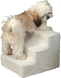 3 Step Pet Stairs For Small Dogs And Cats Up To 20lbs Steps Pet Ramp  Portable