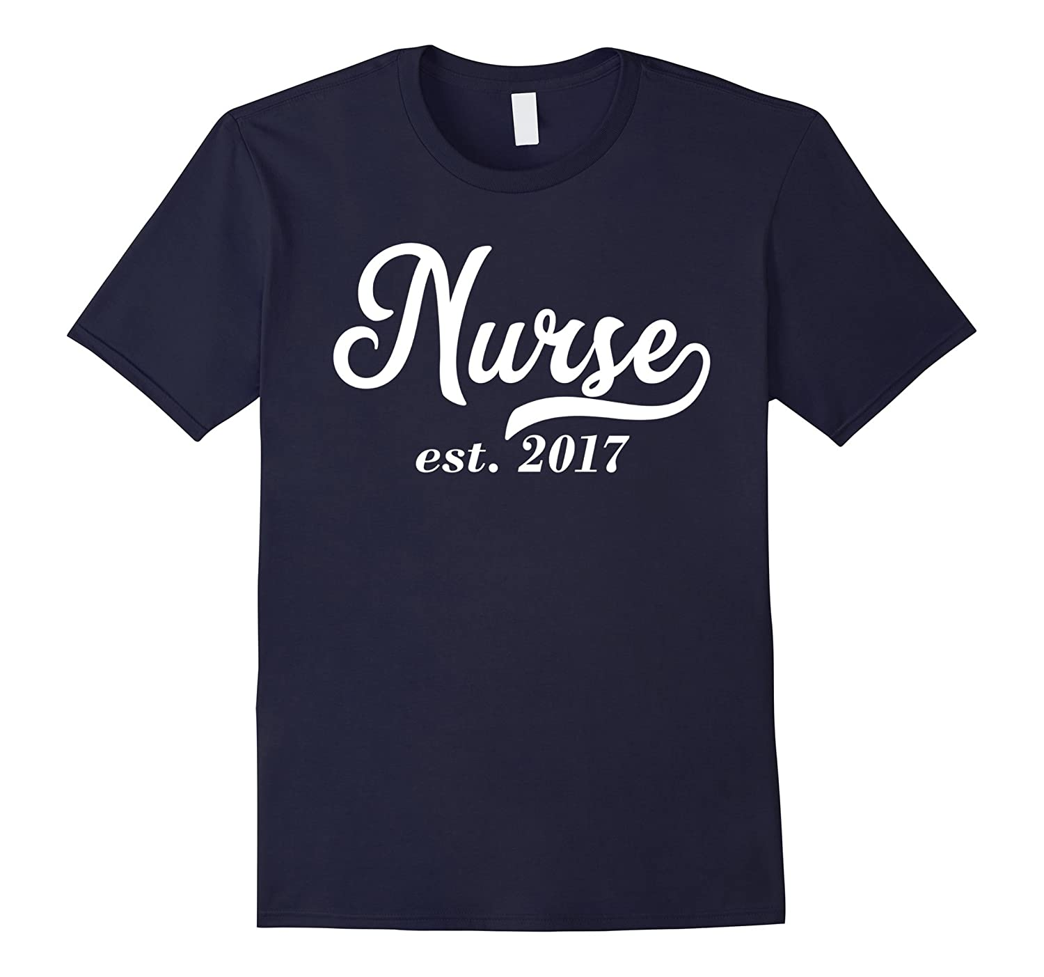 Graduation Gift for Nurses est 2017 - Nursery School-RT