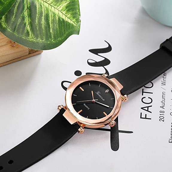 Amazon.com: Relogio - Reloj de pulsera para mujer, analógico ...