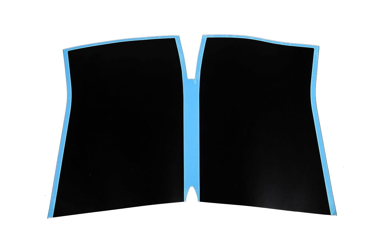 GM Accessories 22783927 Front Bumper Fascia Decal in Black Metallic