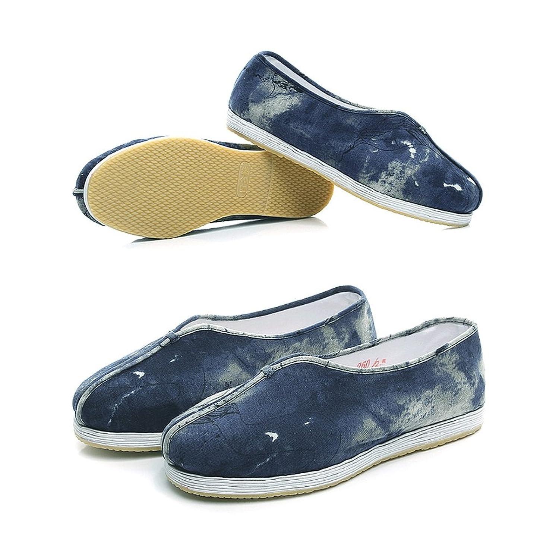 Los viejos zapatos B06XMQY9N7 de los Fu hombres de Kung Fu los zapatos y de bba61c