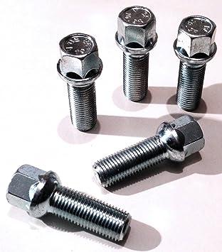 Aleación Llave para pernos de rueda M14 x 1,5 (chapado en Zinc, ...