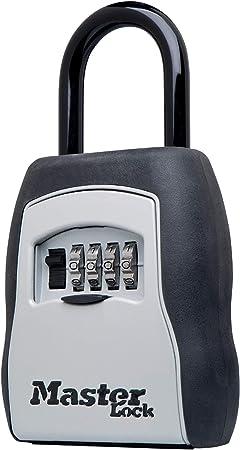 New Master Lock Box Padlock Dial Key less Combination Lock Anti Theft Security