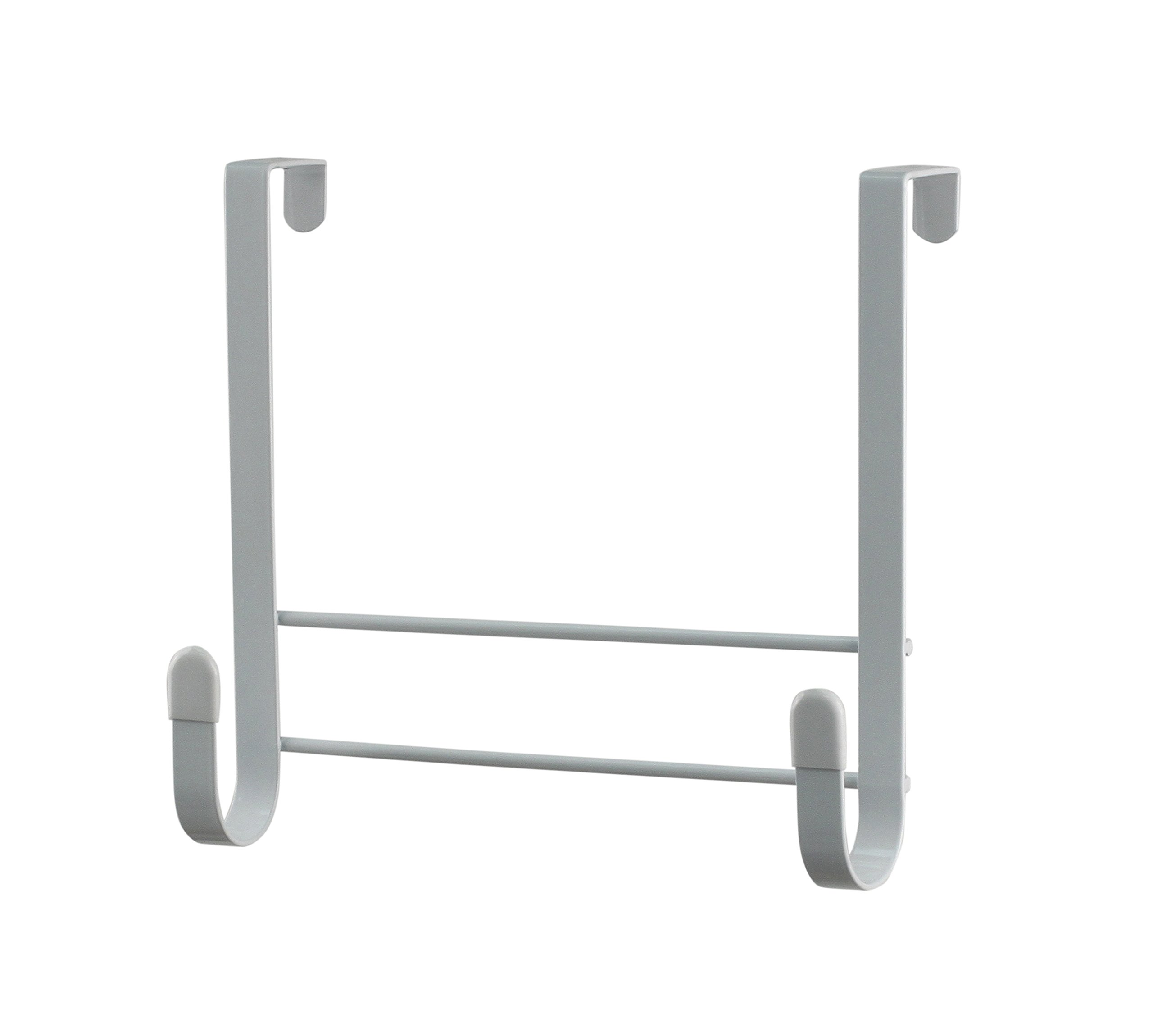 Spectrum Diversified Over The Door Ironing Board Holder, White