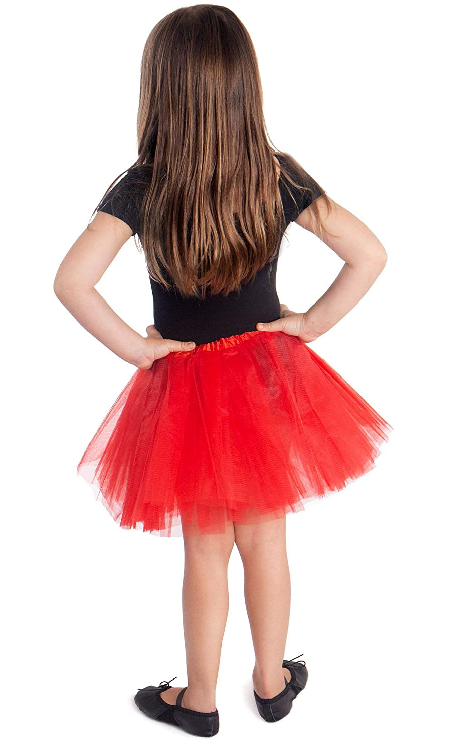 Simplicity Baby Girls Classic Layers Tulle Tutu Skirt 6 Months to 8 Years
