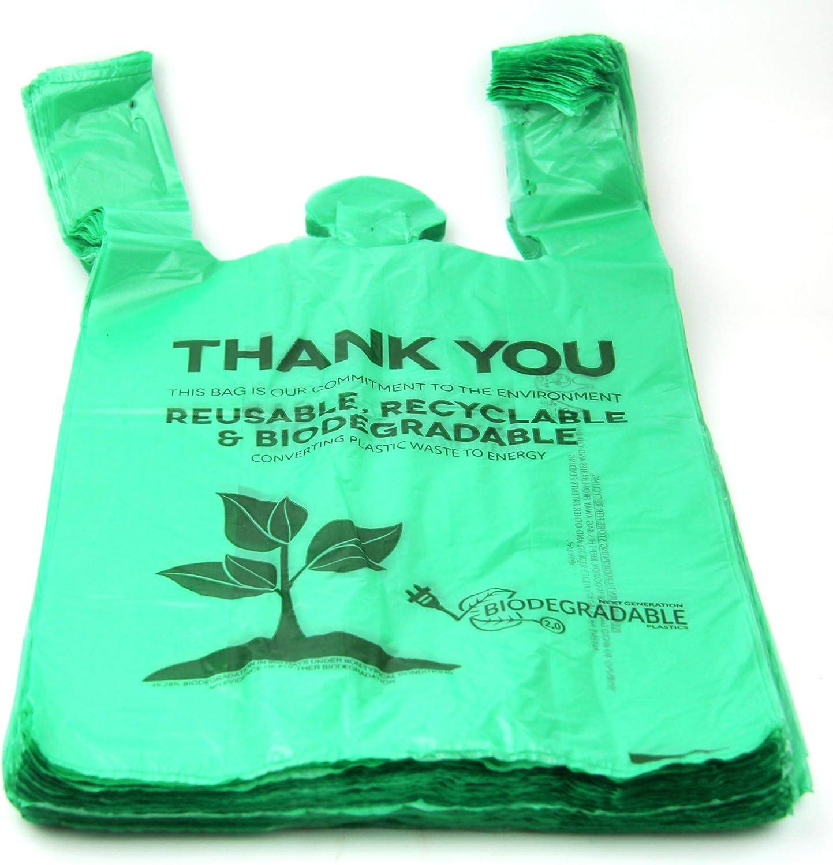 FMP Brands [100 Paquetes 1/6 Tamaño Biodegradable de plástico ...
