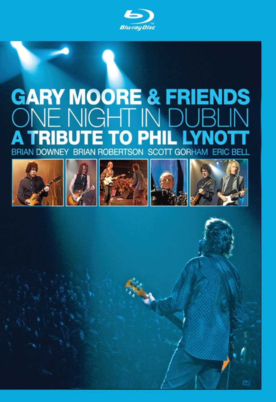 Blu-ray : Gary Moore & Friends - One Night in Dublin-A Tribute to Phil Lynott (United Kingdom - Import)
