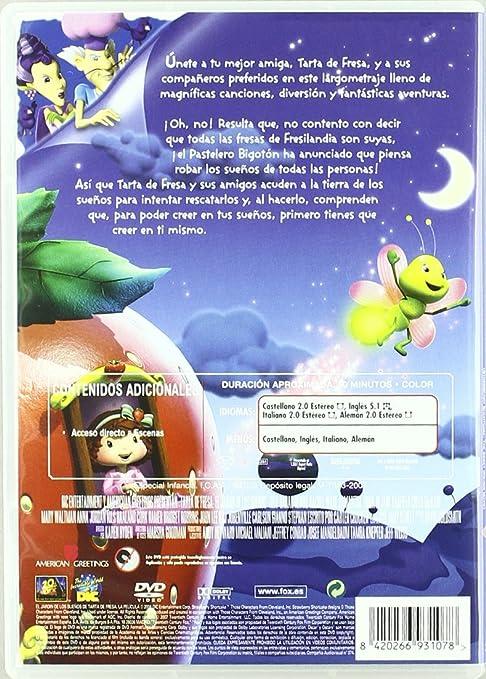 Tarta De Fresa El Jardin De Los Sueños Import Movie European Format Zone 2 2008 Varios Karen Hyden Movies Tv